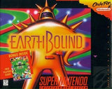 Earthbound Super Nintendo Game Off the Charts