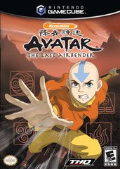 Avatar The Last Airbender Nintendo Gamecube Game Off the Charts
