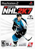 NHL 2K7 Playstation 2 Game Off the Charts