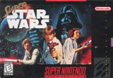 Super Star Wars Super Nintendo Game Off the Charts