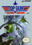 Top Gun: The Second Mission Nintendo NES Game Off the Charts