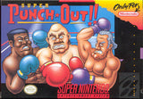 Super Punch-Out Super Nintendo Game Off the Charts