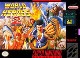 World Heroes 2 - Off the Charts Video Games
