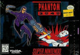 Phantom 2040 Super Nintendo Game Off the Charts