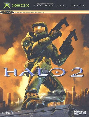 Halo 2 Official Guide Prima Strategy Guide Off the Charts