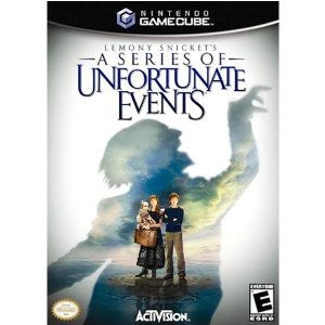 Lemony Snickets A Series Of Unfortunate Events Nintendo Gamecube Game Off the Charts