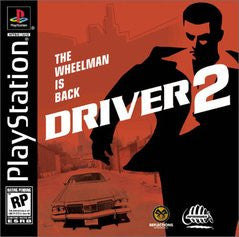 Driver 2 Playstation Game Off the Charts