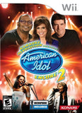 Karaoke Revolution Presents: American Idol Encore 2 Wii Game Off the Charts