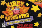 Kirby Super Star - Off the Charts Video Games