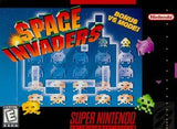 Space Invaders Super Nintendo Game Off the Charts