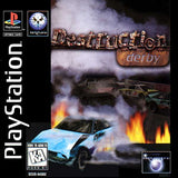Destruction Derby Playstation Game Off the Charts