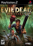 Evil Dead Regeneration Playstation 2 Game Off the Charts