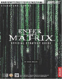 Enter the Matrix Official Strategy Guide - Off the Charts Video Games