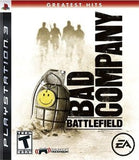 Battlefield Bad Company Playstation 3 Game Off the Charts