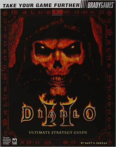 Diablo 2 Ultimate strategy guide - Off the Charts Video Games
