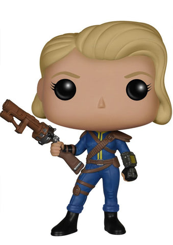 Lone Wanderer Female Fallout Pop! Vinyl Toys Toys Off the Charts