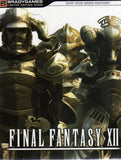 Final Fantasy XII Strategy Guide (Paperback) - Off the Charts Video Games