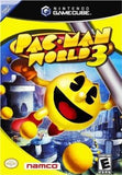 Pacman World 3 Nintendo Gamecube Game Off the Charts