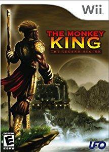The Monkey King Wii Game Off the Charts