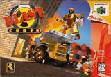Blast Corps Nintendo 64 Game Off the Charts