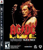 AC DC Live Rock Band: Track Pack Playstation 3 Game Off the Charts