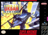 Urban Strike Super Nintendo Game Off the Charts