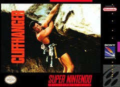Cliffhanger Super Nintendo Game Off the Charts