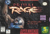 Primal Rage - Off the Charts Video Games