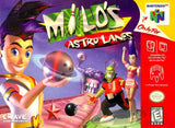 Milo's Astro Lanes Nintendo 64 Game Off the Charts