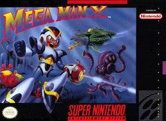 Mega Man X - Off the Charts Video Games
