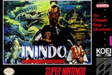 Inindo the Way of the Ninja - Off the Charts Video Games