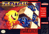 Pac-Attack Super Nintendo Game Off the Charts
