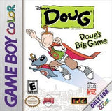 Doug's Big Game Game Boy Color Game Off the Charts