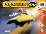 Wipeout 64 Nintendo 64 Game Off the Charts