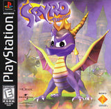 Spyro The Dragon - Disc Only Playstation Game Off the Charts