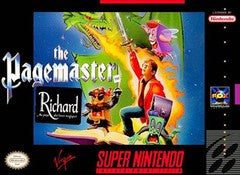 The Pagemaster Super Nintendo Game Off the Charts