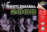 Wrestlemania 2000 - Off the Charts Video Games