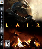 Lair Playstation 3 Game Off the Charts