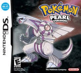 Pokemon Pearl Nintendo DS Game Off the Charts