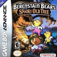 The Berenstain Bears and the Spooky Old Tree - Off the Charts Video Games