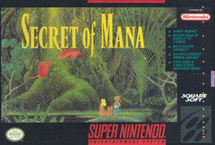 Secret of Mana - Off the Charts Video Games
