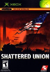 Shattered Union Xbox Game Off the Charts