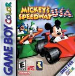 Mickey's Speedway USA - Off the Charts Video Games