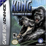Kong the 8th Wonder of the World Game Boy Advance Game Off the Charts