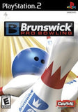 Brunswick Pro Bowling Playstation 2 Game Off the Charts