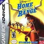 Disney's Home on the Range Game Boy Advance Game Off the Charts