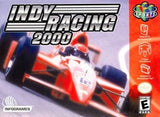 Indy Racing 2000 Nintendo 64 Game Off the Charts