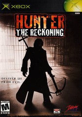Hunter the Reckoning Xbox Game Off the Charts