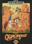 Quackshot starring Donald Duck - Off the Charts Video Games