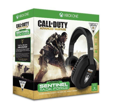 Turtle Beach Ear Force Sentinel Task Force Wireless Headphones - Off the Charts Video Games